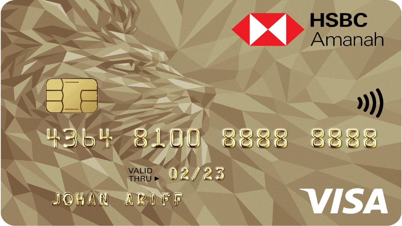 HSBC Amanah MPower Credit Card-i