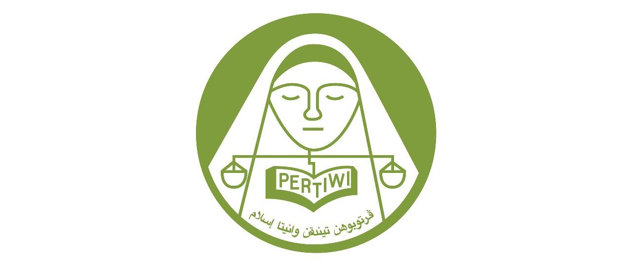 Pertubuhan Tindakan Wanita Islam (PERTIWI) logo