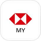 HSBC MY app icon